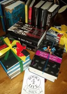 Bücherpakete Verlosung